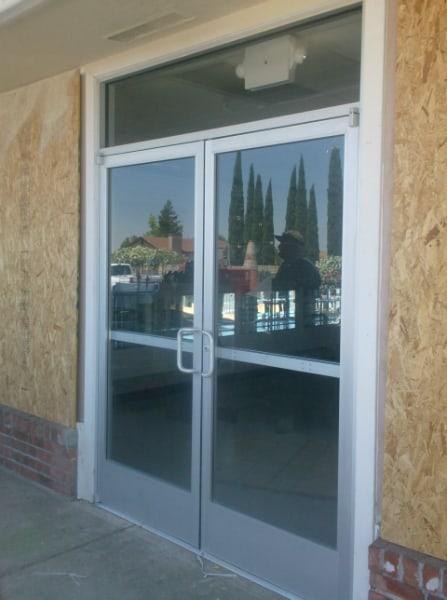 Pedestrian Door Gallery R Amp S Erection Of Concord