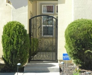 Residential Gate Installation Pleasanton CA