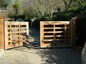 Wood Gate Installation Pleasanton CA
