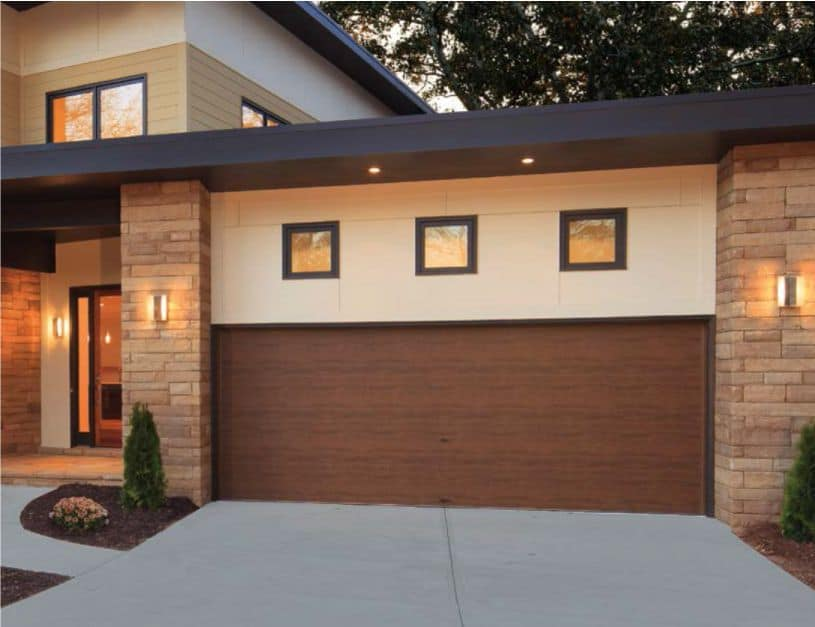 Residential garage doors r s erection of concord for Clopay steel garage doors