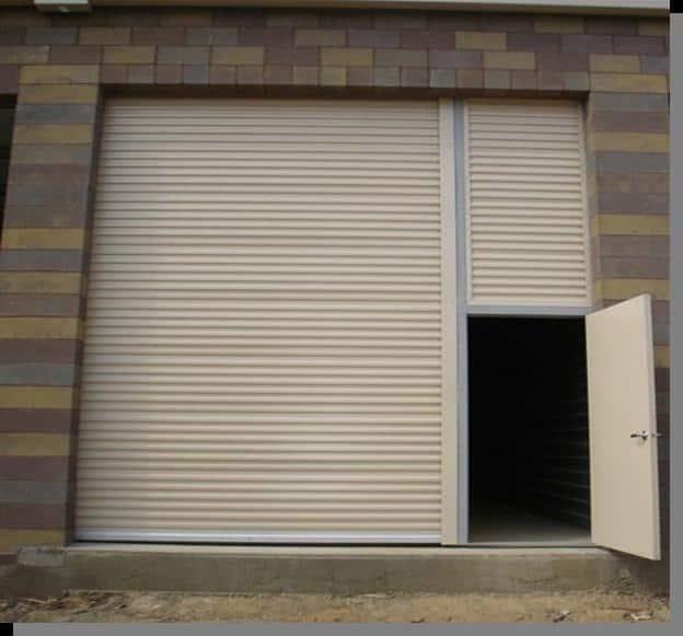 Concord Ca Commercial Personal Fire Door