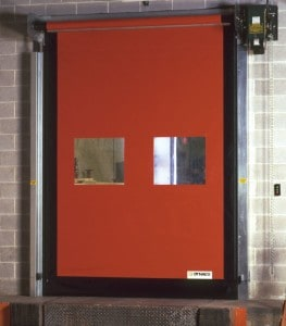 M2 DOORS SPEED DOORS (UP TO 18' WIDE)