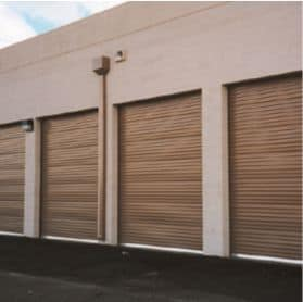 Rolling Curtain Doors