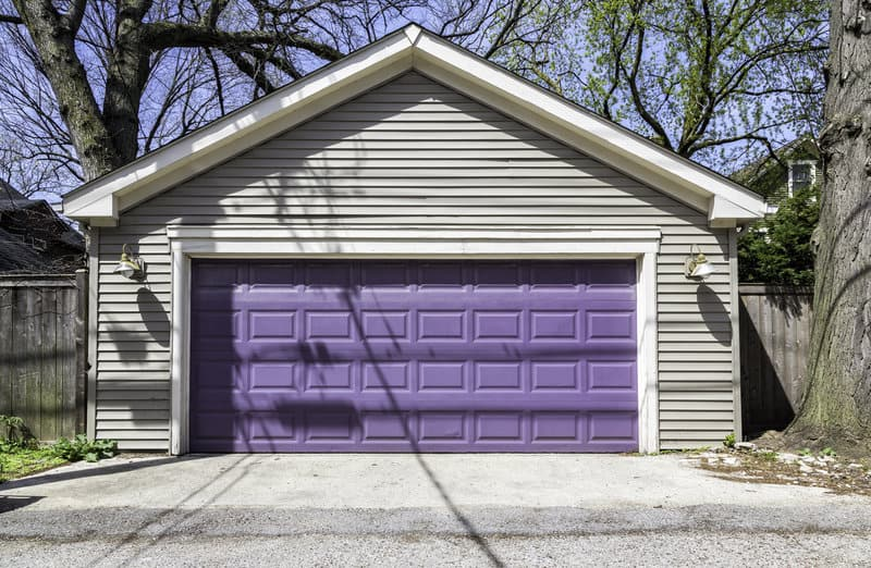 extending the life of your old garage door